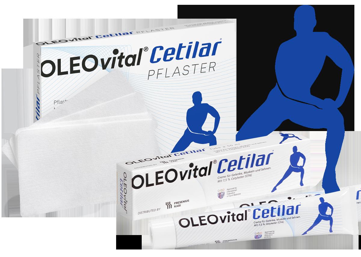 OLEOvital® CETILAR®