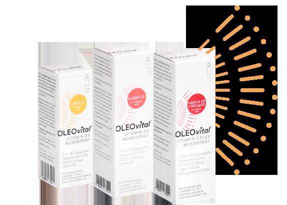 Oleovital VitaminD3