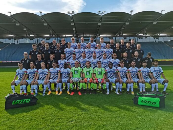 Oleovital und SK Sturm Graz (Herren)