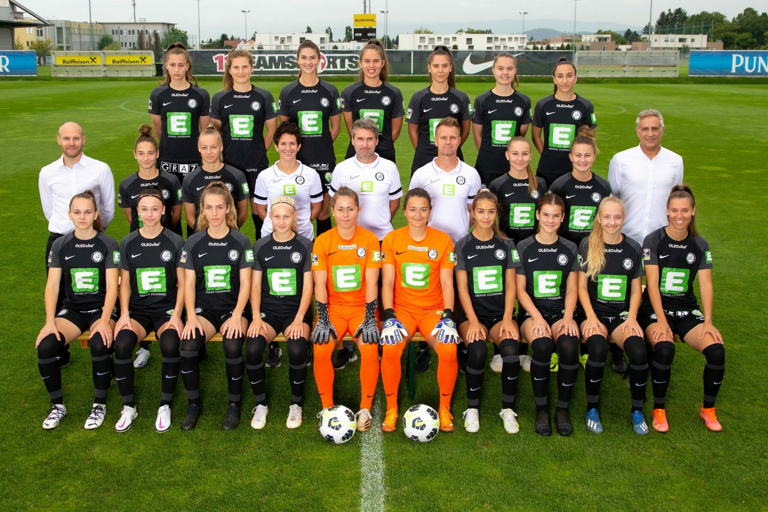 SK Sturm Graz - Kampfmannschaft Damen